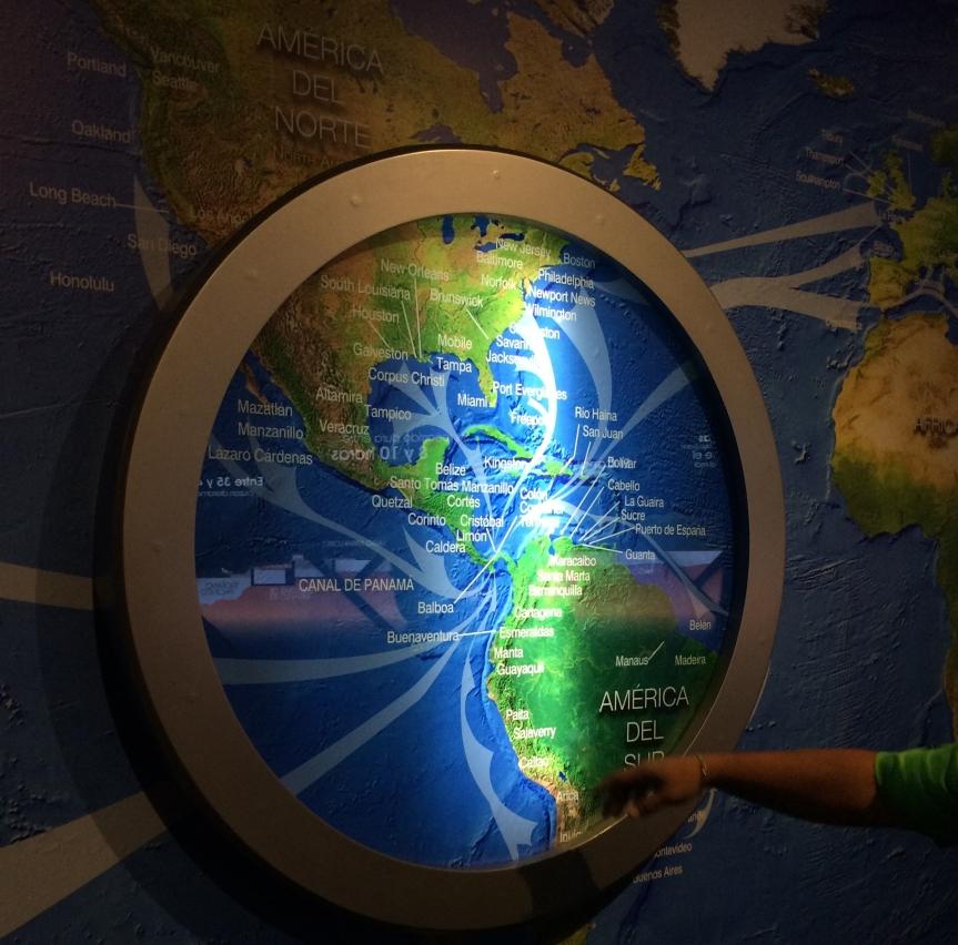 "PANAMA""PUENTE DEL MUNDO, CORAZON DELUNIVERSO"""