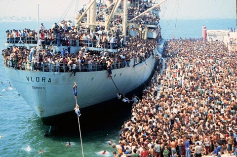 Refugees, the migration crisis and gifts fromGod