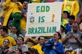Day one:  Brazilians are innovative religiously.