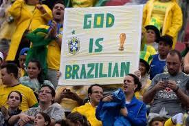 Day one:  Brazilians are innovativereligiously.