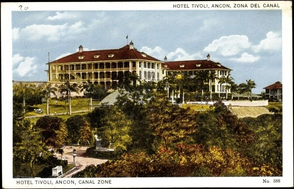 Latin America as mission field:  Postcards from the HotelTivoli
