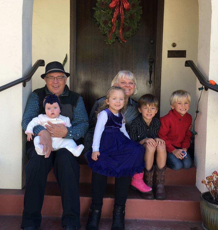 Grandchildren for Christmas